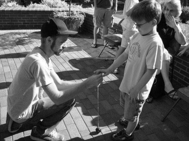 Learn how to yo-yo